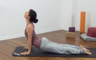 Yoga Sonnengruß Fortgeschritten 6