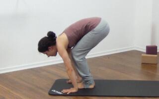 Yoga Sonnengruß Fortgeschritten 9