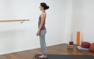 Yoga Sonnengruß Fortgeschritten 1