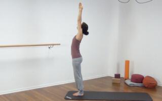 Yoga Sonnengruß Fortgeschritten 2