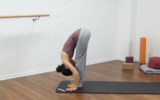 Yoga Sonnengruß Fortgeschritten 3
