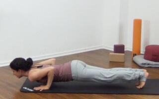Yoga Sonnengruß Fortgeschritten 5
