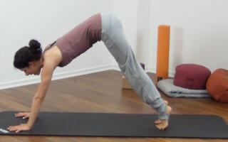 Yoga Sonnengruß Fortgeschritten 8