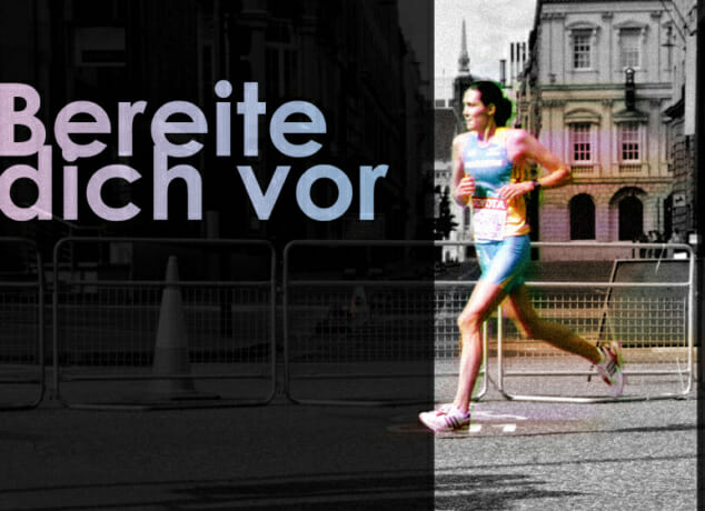 So bereitest du dich auf einen Marathon-Lauf vor