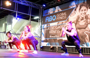 FIBO Köln 2018 Breakletics