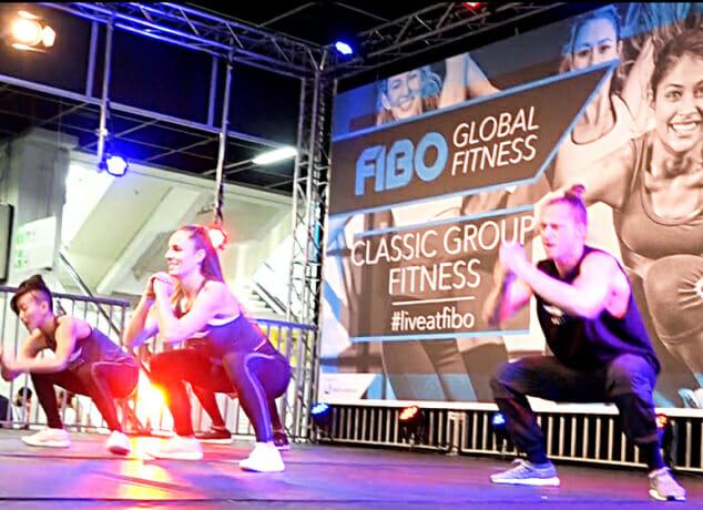 FIBO Köln 2018 Breakletics
