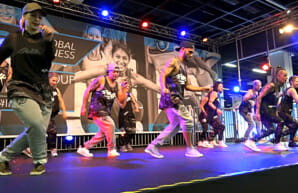FIBO Köln 2018 - Global Fitness - Fit&Funky™ - Stage performance