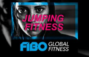 Jumping Fitness auf der FIBO Köln 2018