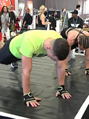 Piloxing Knockout auf der FIBO 2018 in Köln