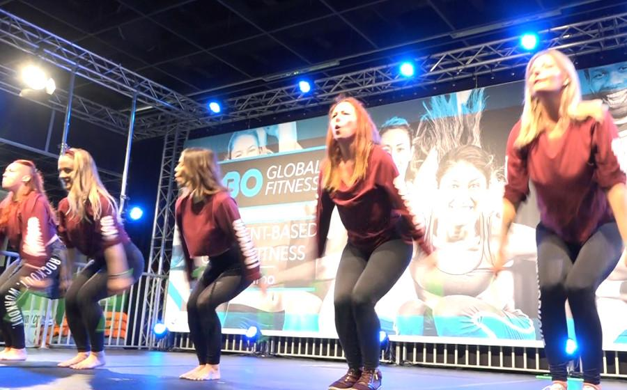 FIBO Köln 2018 POUND® Rockout Workout