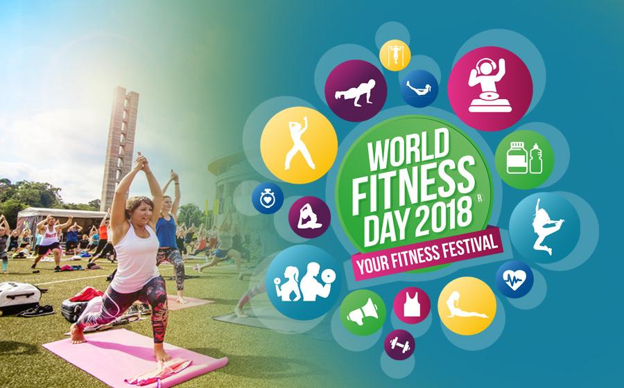 World Fitness Day 2018