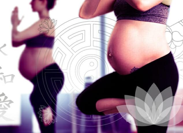 Yoga in der Schwangerschaft: 3. Trimester