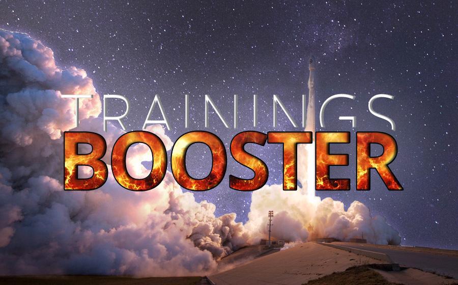Trainingsbooster: Raketenstart beim Workout