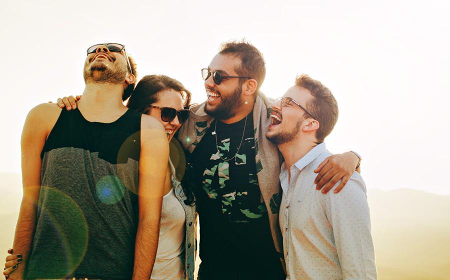 Warum ist Lachen eigentlich gesund?