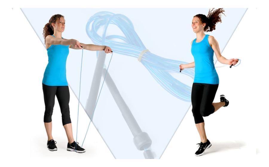 Springseil Länge nach Körpergröße ermitteln