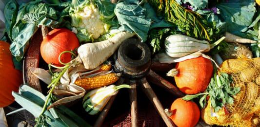 Ballaststoffe Kartoffeln Gemüse Obst