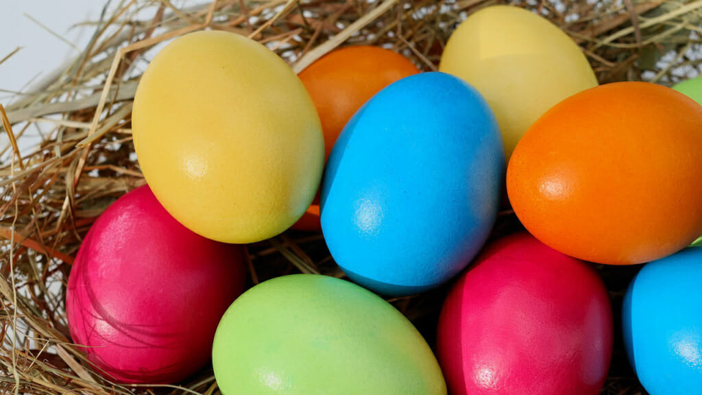 Fitness und Ostern