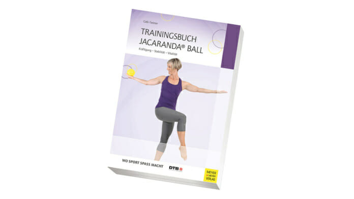 Trainingsbuch Jacaranda® Ball von Gabi Fastner