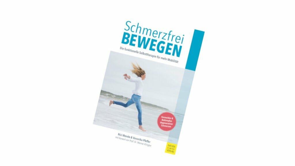 """Cover des Buches """"Schmerzfrei bewegen"""""""