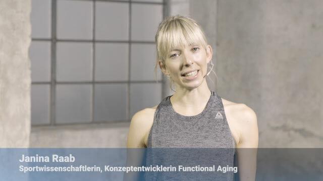 Screenshot DVD Functional Aging No. 1
