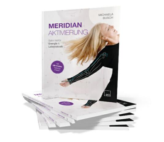 Meridian Aktivierung Buchcover