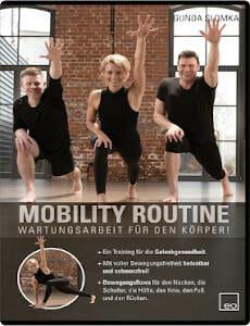 dvd Cover Mobility Routine Gunda Slomka