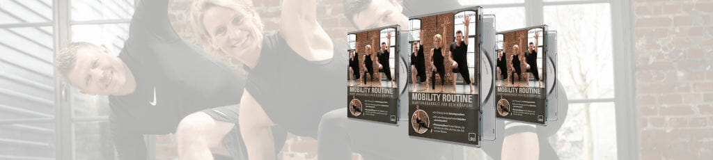 Cover der DVD Mobility Routine