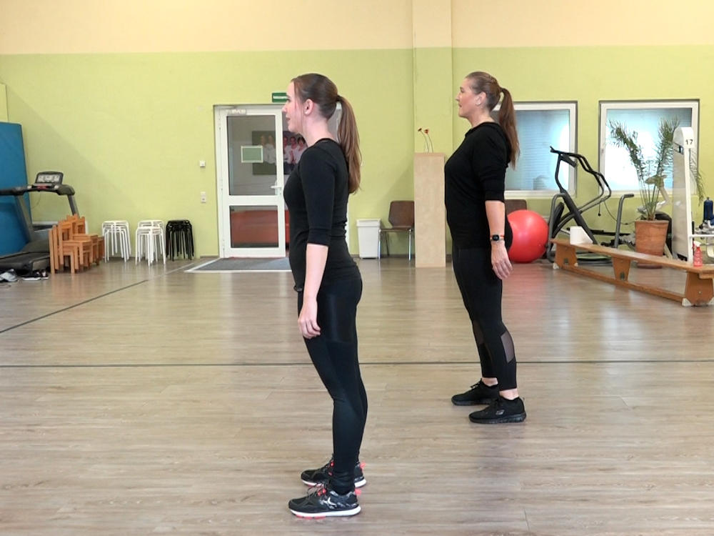 Functional Training Uebung 2a