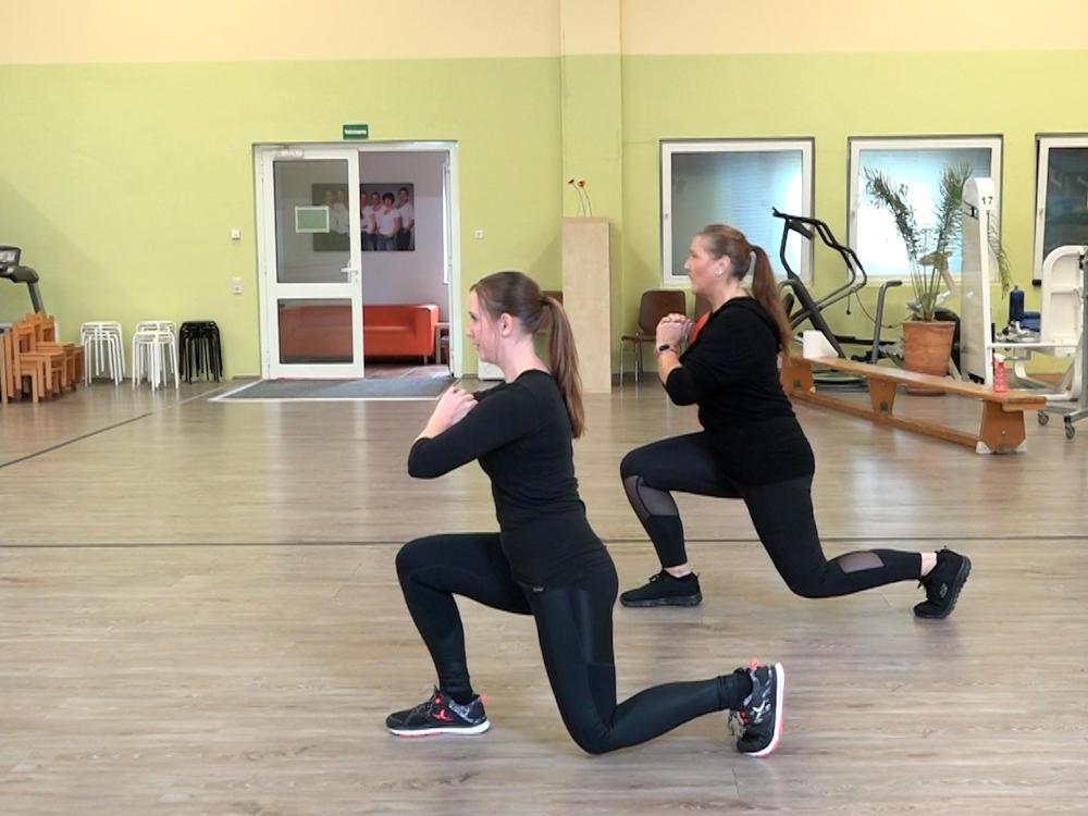 Functional Training Uebung 2b