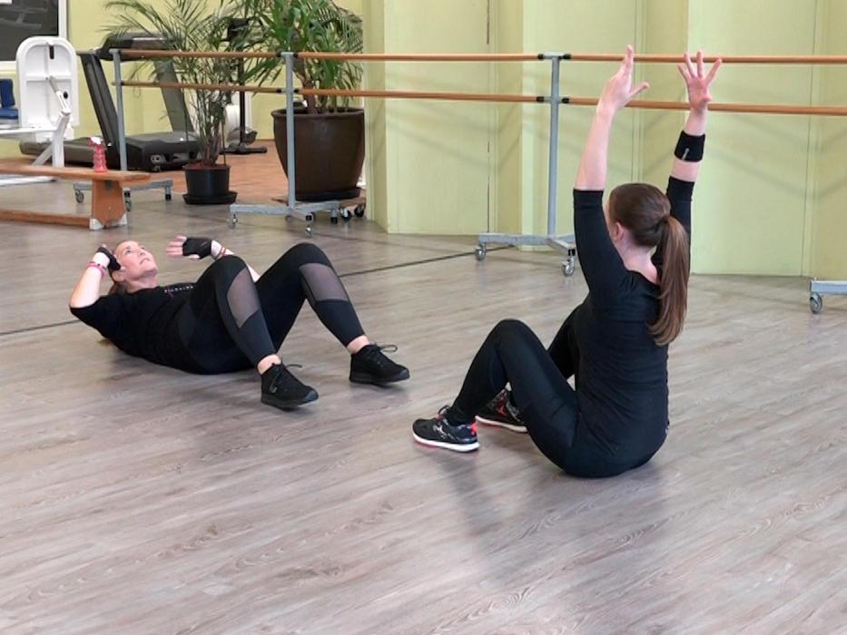 Functional Training Uebung 5b