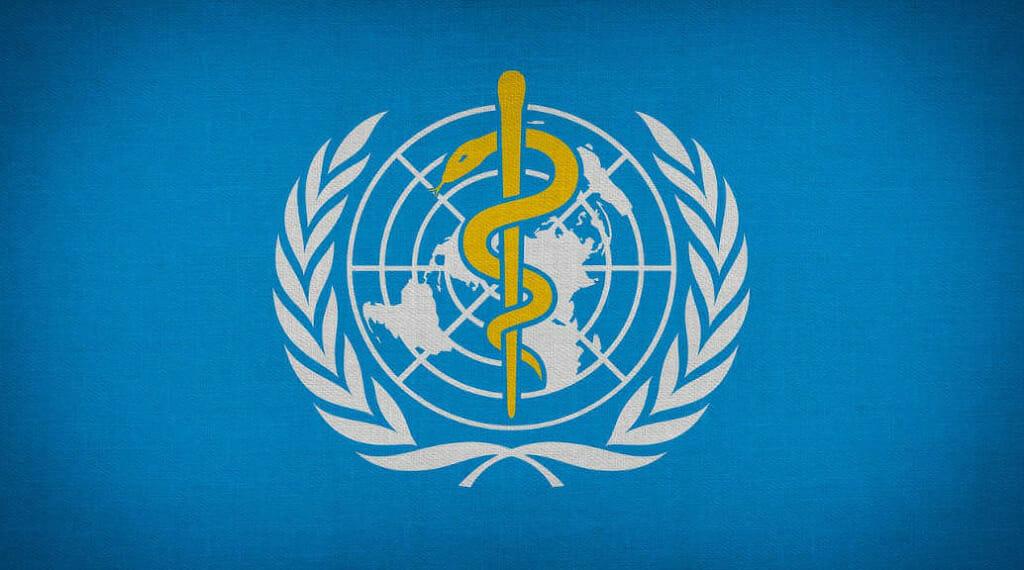 Weltgesundheitstag 2021: Logo der WHO (Weltgesundheitsorganisation)