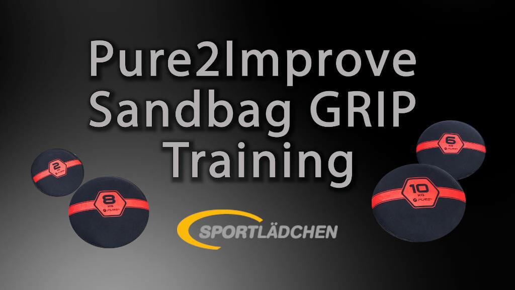 Das Sandbag GRP Training: Beitragsbild zum Blogpost
