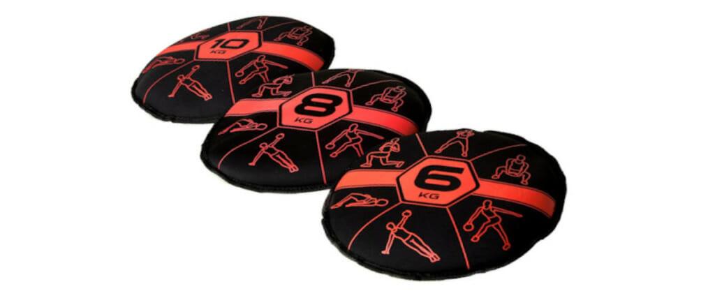 Ideal für das Sandbag Grip Training: Verschiedene Gewichtsgrößen