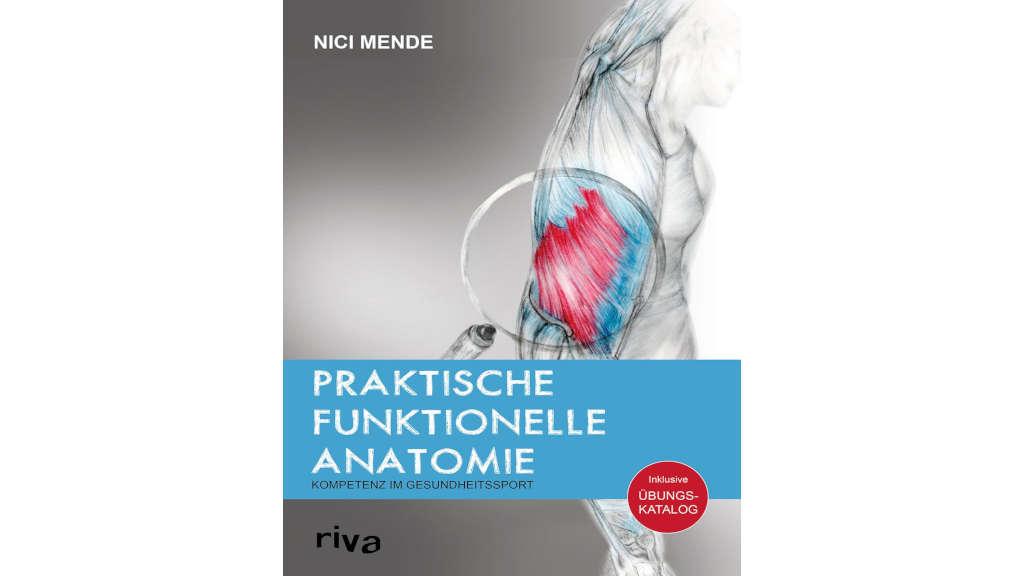 """Buchcover """"Praktische Funktionelle Anatomie"""""""