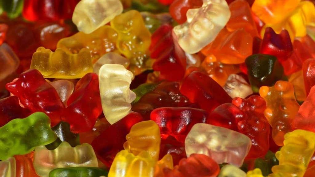 Zucker allgegenwärtig: Gummibärchen in allen Farben